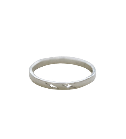 Diamond Mime Ring