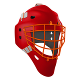 Pro Spec D1 Goalie Mask <br>Approved Grid Cage<br>CGY 2