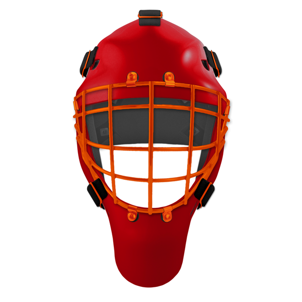 Pro Spec D1 Goalie Mask <br>Approved Grid Cage<br>CGY 1