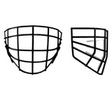 Approved Grid Style Stainless Steel Replacement Goalie Mask Cage