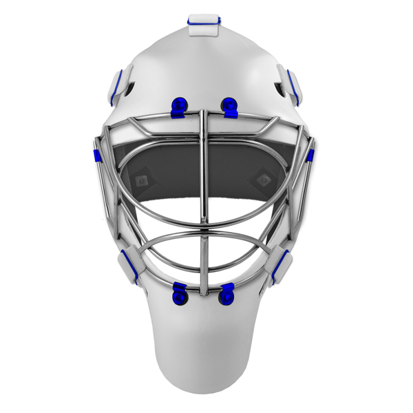 Pro Spec D1 Goalie Mask <br>Cat Eye Cage<br>TOR 1