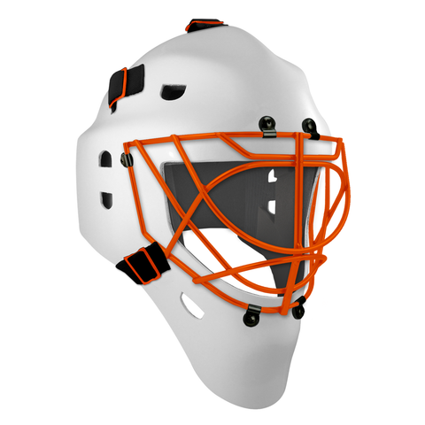 Pro Spec D1 Goalie Mask <br>Cat Eye Cage<br>PHI 2