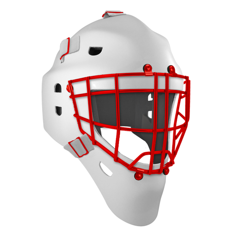 Pro Spec D1 Goalie Mask <br>Cheater Cage<br>DET 1
