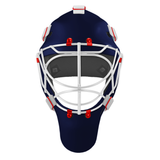 Pro Spec D1 Goalie Mask <br>Cat Eye Cage<br>NYR 1