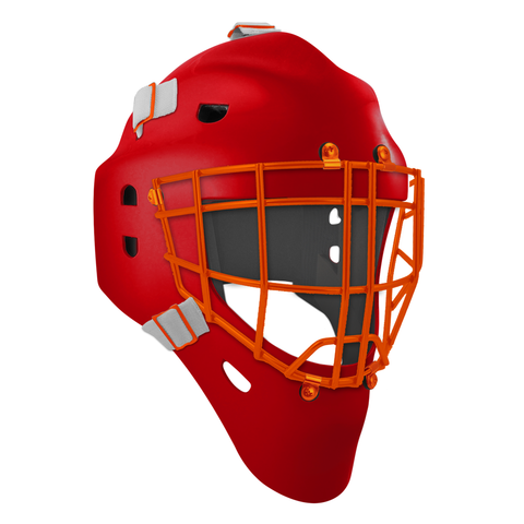 Pro Spec D1 Goalie Mask <br>Cheater Cage<br>CGY 2
