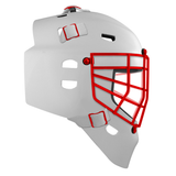 Pro Spec D1 Goalie Mask <br>Approved Grid Cage<br>DET 1