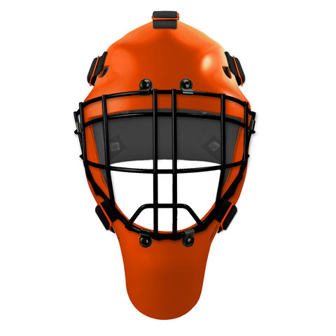 Pro Spec D1 Goalie Mask <br>Cheater Cage<br>PHI 1
