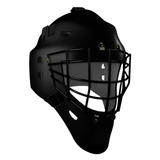 Pro Spec D1 Goalie Mask <br>Approved Grid Cage<br>BLK/BLK