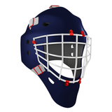 Pro Spec D1 Goalie Mask <br>Approved Grid Cage<br>NYR 1