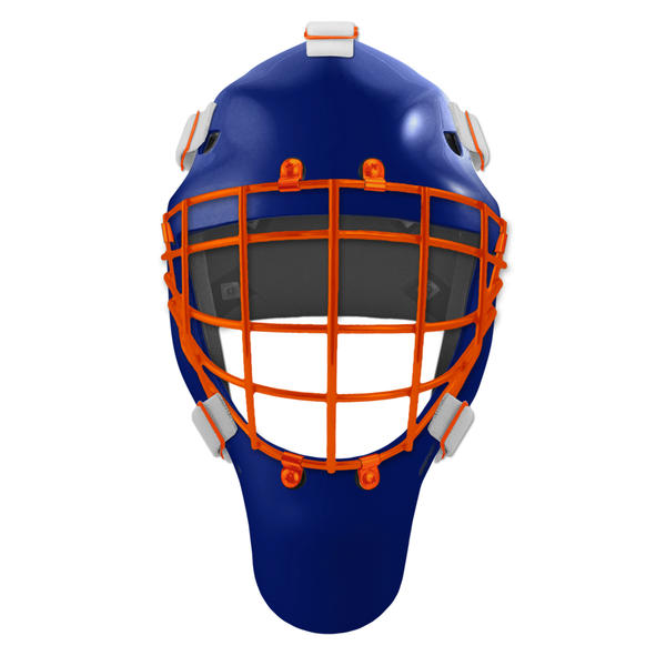Pro Spec D1 Goalie Mask <br>Approved Grid Cage<br>EDM 1