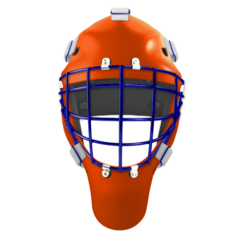 Pro Spec D1 Goalie Mask <br>Approved Grid Cage<br>EDM 2