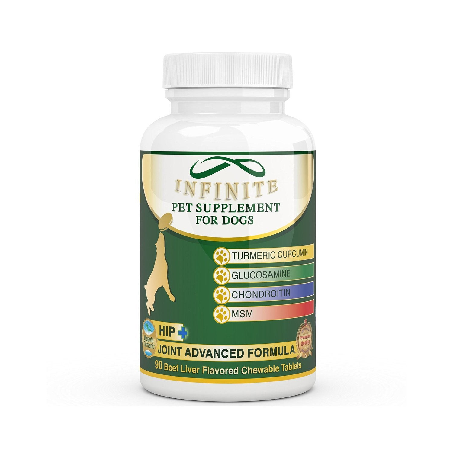 Hip and Joint Health - Beef Flavored Powder