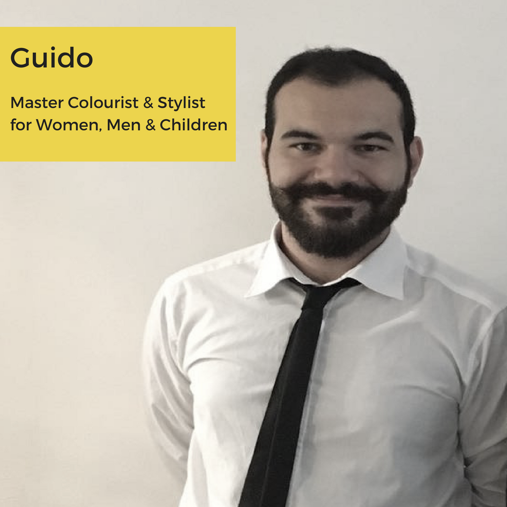 Guido - Master Colourist & Stylist