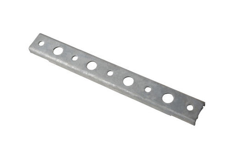 "Ladder Rung, 19-3/4"" L with (6) 3/4"" Holes & (5) 7/16"" Holes"