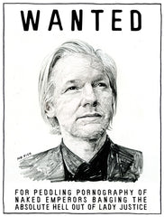Julian Assange — Truth teller