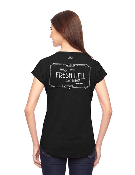 What Fresh Hell is this? - Women's Edition - Black