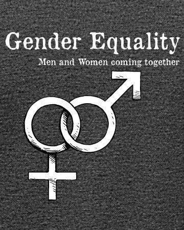 Gender Equality - Women's Edition - Dark Grey Heathered
