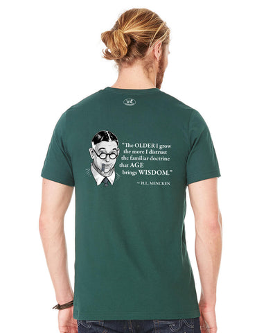 products/HL-Mencken-Age-Wisdom-Tee-Shirt-Mens-Forest-Green-Back.jpg
