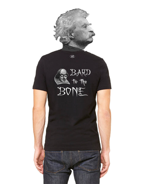 Bard to the Bone - Men's Edition - Black - Back