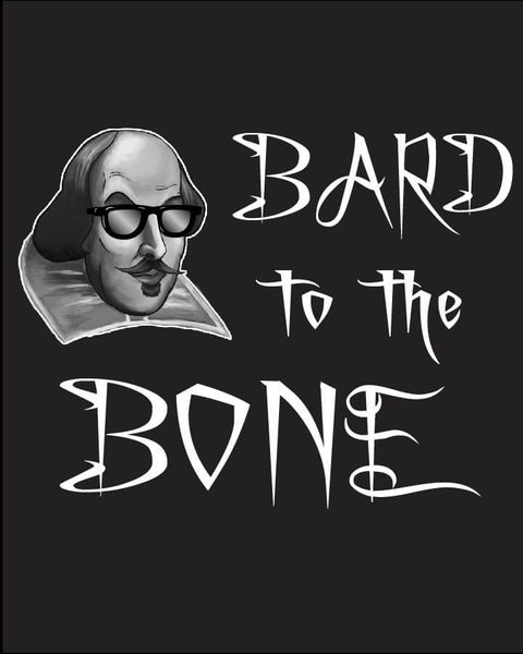 Bard to the Bone - Men's Edition - Black - Both