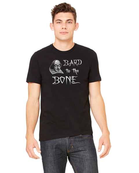 Bard to the Bone - Men's Edition - Black - Front