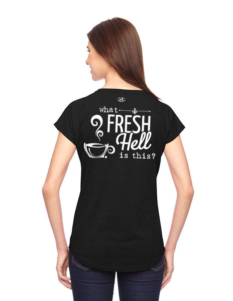 Smythe's Fresh Hell - Women's Edition - Black