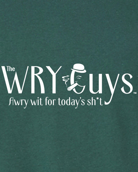 The Wry Guys - Men's Edition - Forest Green Heathered