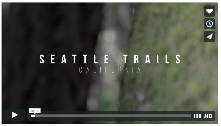 HALAHAN BROTHERS- SEATTLE TRAILS