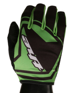 GREEN HEX LIGHTWEIGHT BMX | MTB GLOVES