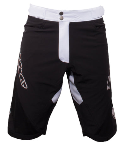 BLACK TEK2 BMX | MTB Baggy SHORTS
