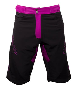 PURPLE TEK2 BMX | MTB Baggy SHORTS