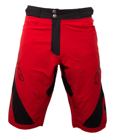 RED TEK2 BMX | MTB Baggy SHORTS