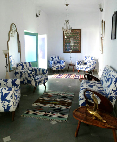 Otomi Sofa and Chair