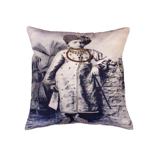 Kunwarsa Maharajah Cotton Decorative Cushion