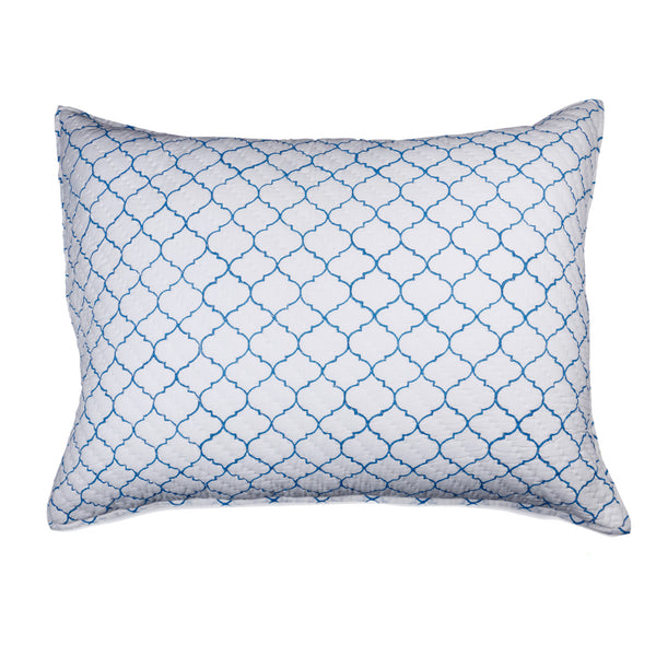 Sikri Hand Block Printed Quilt and Pillow Shams