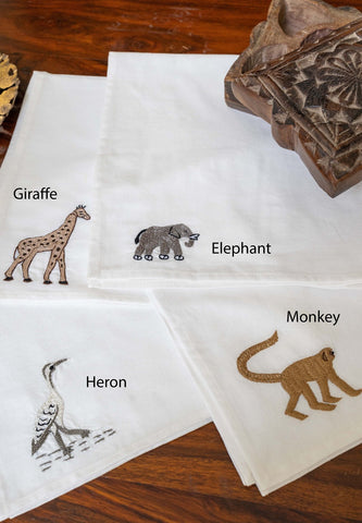 Safari Napkin Sets