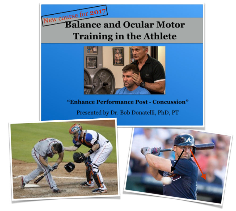 Balance and Ocular Motor Training in the Athlete