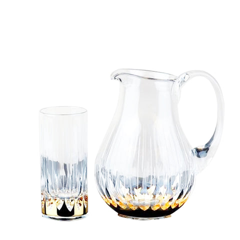 Atlanta Gold Drink Set (24K)