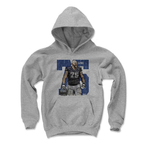Kyle Long Kids Youth Hoodie | 500 LEVEL