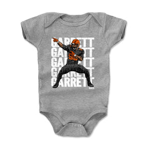 Myles Garrett Kids Baby Onesie | 500 LEVEL