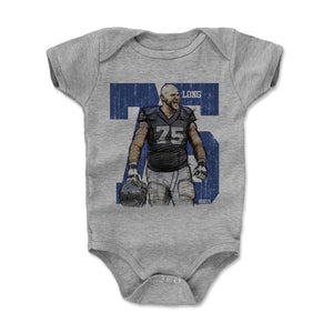 Kyle Long Kids Baby Onesie | 500 LEVEL