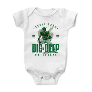 Chris Long Kids Baby Onesie | 500 LEVEL