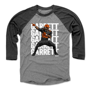 Myles Garrett Men's Baseball T-Shirt | 500 LEVEL