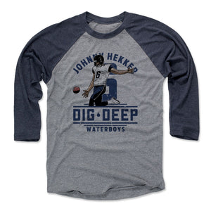 Johnny Hekker Men's Baseball T-Shirt | 500 LEVEL