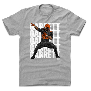 Myles Garrett Men's Cotton T-Shirt | 500 LEVEL