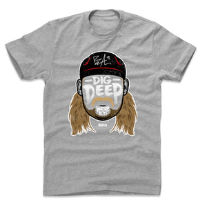 Beau Allen Men's Cotton T-Shirt | 500 LEVEL