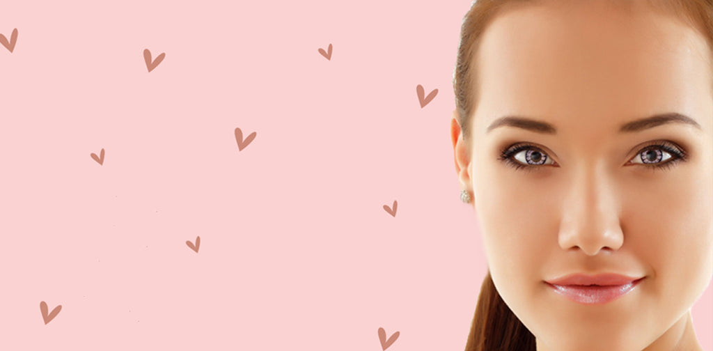 Our make-up tips for Valentine's Day