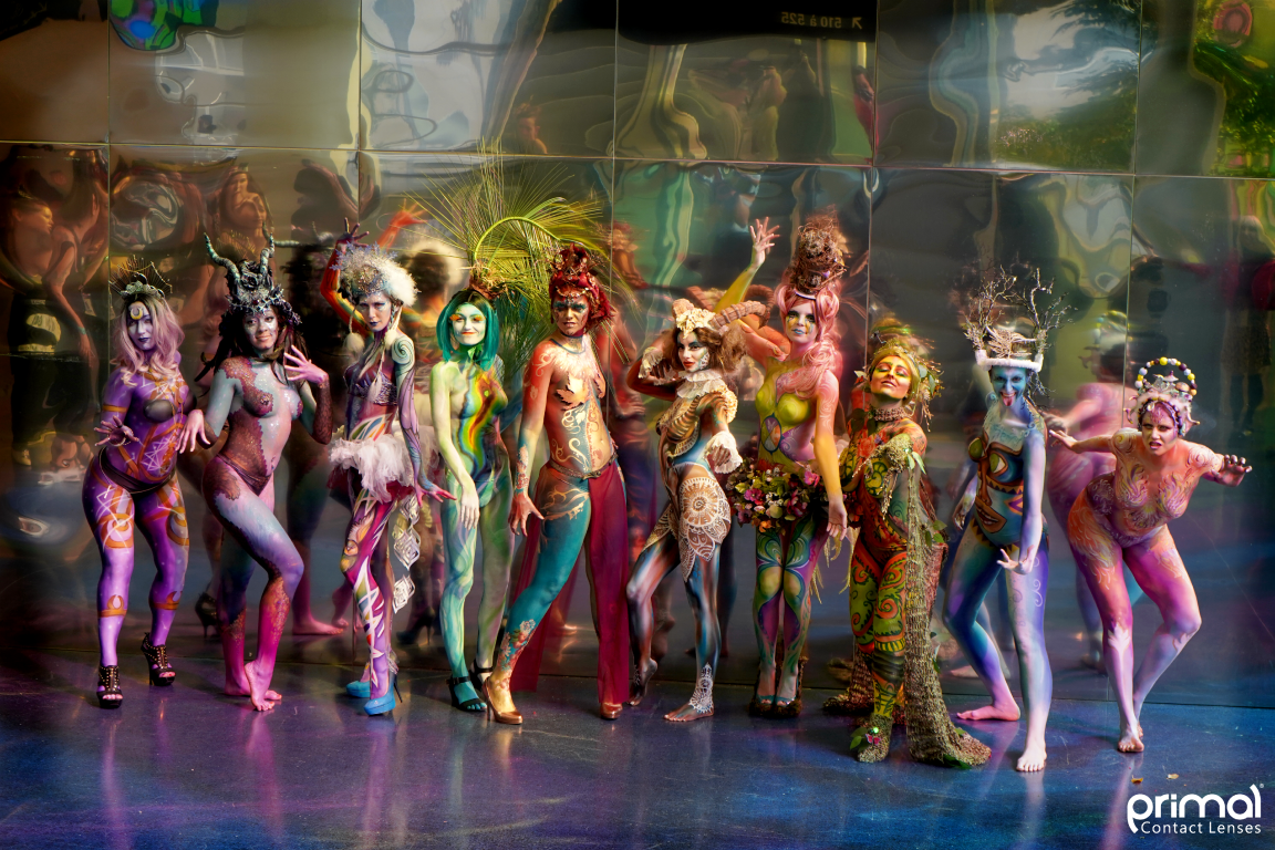 Les Nouvelles Esthetiques' Debut Canadian Body Painting Championship 2019, An Explosion Of Creativity!