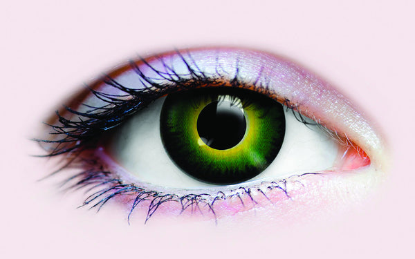 Costume colored contact lenses – Ork – 882