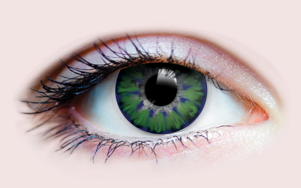 Enchanted Emerald - Primal Contact Lenses